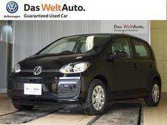VW アップ!move Up!5ドア DemoCar 衝突被害軽減ブレーキ