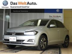 VW ポロTSI Comfortline DemoCar Dプロ