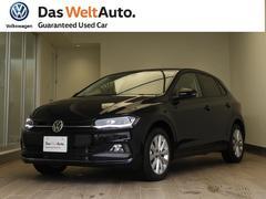 VW ポロTSI Highline 登録済未使用車 DプロDTV