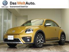VW ザ・ビートルDune 1オーナー 純正SDナビDTV 専用18AW