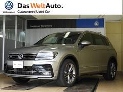 VW ティグアンTDI 4MOTION R−Line DemoCar