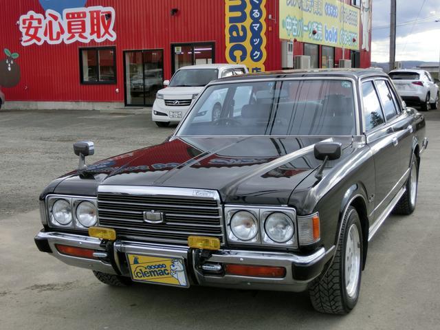 トヨタ スーパーサルーンワンオーナー 寒冷地仕様 禁煙車両