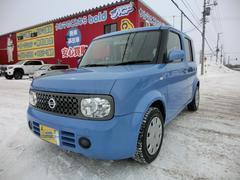 キューブ14S FOUR プラスナビHDD 4WD ETC