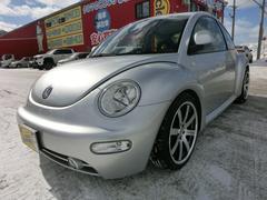 VW ニュービートルプラス サンルーフ レザーシート