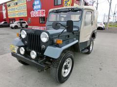 ジープキャンバストップ ディーゼルターボ 4WD