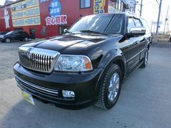 リンカーン ナビゲーターアルティメイト 4WD S/R レザーシート