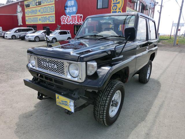 トヨタ 3Drディーゼル 5MT リフトアップ