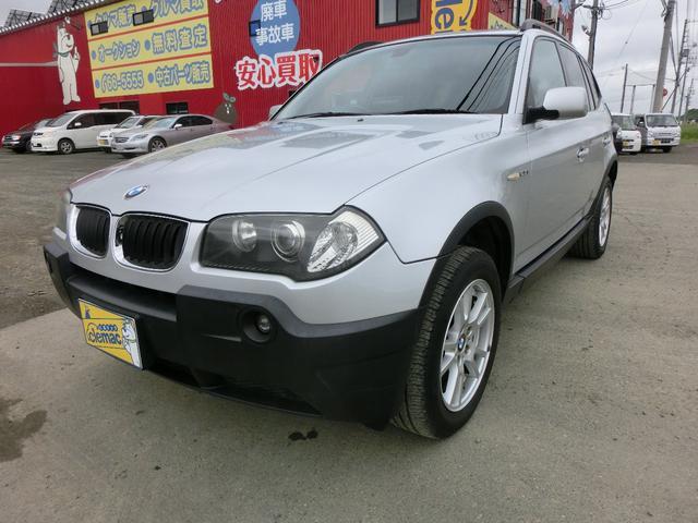BMW 2.5i 4WD ナビ バックカメラ ETC