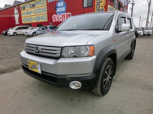 ホンダ 18X 4WD ナビ バックカメラ HID