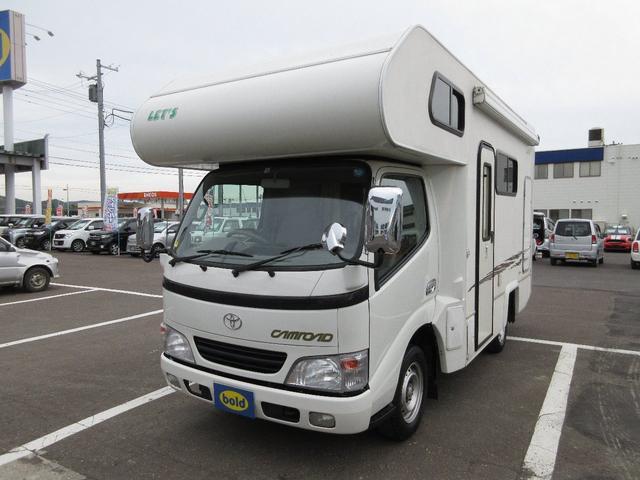 トヨタ キャンピングカー ナビ ETC バックカメラ