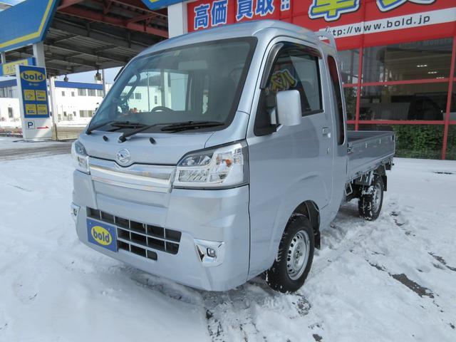 ダイハツ ジャンボ 4WD 寒冷地仕様 PS PW LEDヘッドライト