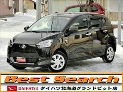 ミライースX SAIII 4WD デモカーアップ 走行2500キロ