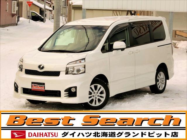 トヨタ ZS 4WD ワンオーナー 純正HDDナビ
