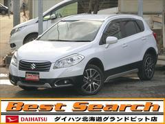 SX4 Sクロスベースグレード 4WD 純正メモリーナビ 夏冬タイヤ付