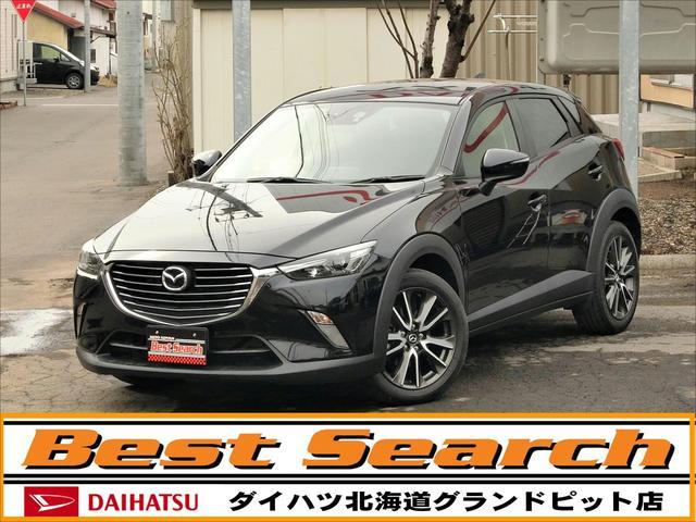 マツダ XD 4WD ディーゼル BOSEサウンド