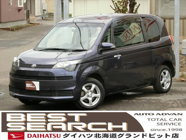 トヨタ G 4WD 純正SDナビ ディスチャージライト