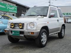 パジェロジュニア4WD オートマチック タイミングベルト交換済