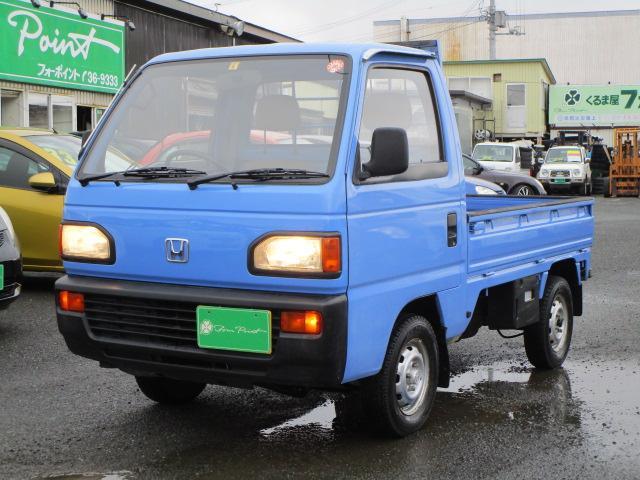 ホンダ トラック 4WD 5速マニュアル 3開放