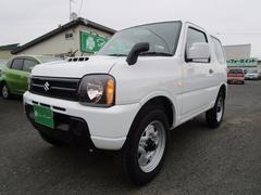ジムニーXG 4WD 5速マニュアル 届け出済み未使用車