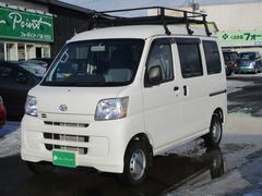 ハイゼットカーゴSPクリーン 4WD 4AT ナビ ドラレコ リヤヒーター