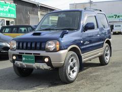 ジムニーランドベンチャー ターボ 4WD 5MT CD 社外マフラー