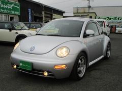 VW ニュービートルプラス 正規輸入車 左ハンドル サンルーフ