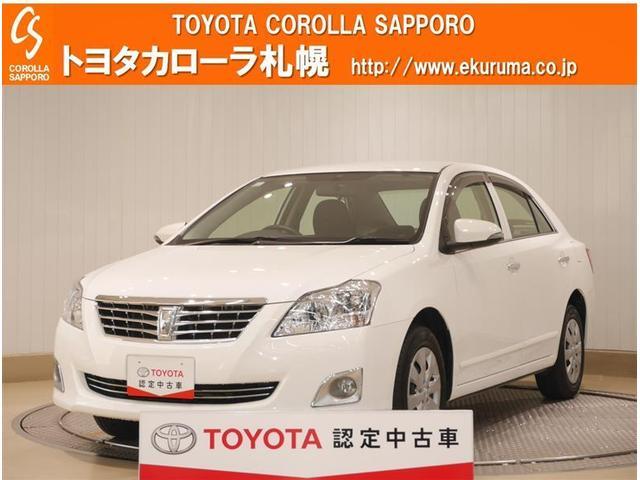トヨタ 1.8X 4WD メモリーナビ・ETC・キーレス付・寒冷地仕様車