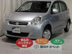 パッソX ユルリ 4WD