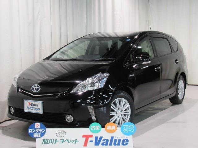 トヨタ S チューン ブラック TVH