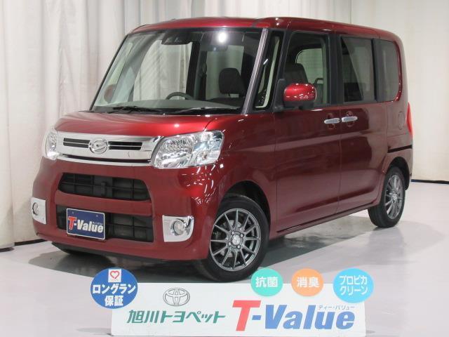 ダイハツ Xターボ SAIII 4WD TV