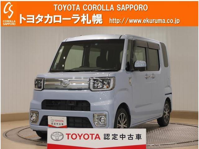 トヨタ Gターボ SAII 4WD・1オーナー・スマートアシスト付