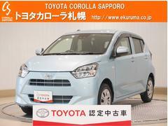 ピクシスエポックX SAIII 4WD デモカーUP・メモリーナビ付