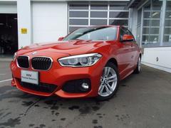 BMW118i Mスポーツ スマートキー HDDナビ バックカメラ