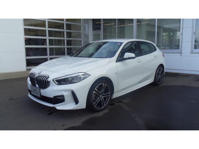 BMW 1シリーズ 118i Mスポーツ アイドリングストップ 衝突軽減システム 電動リアゲート クリアランスソナー レーンアシスト パークアシスト パワーシート バックカメラ Bluetooth接続
