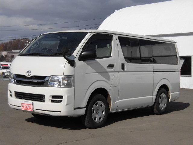 トヨタ ロングDX 5ドアバン 4WD 3.0リッターディーゼルT