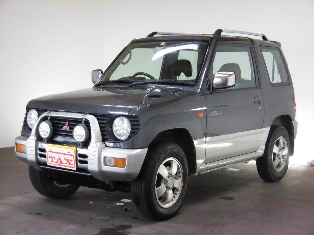 三菱 XR-II  4WD 5速マニュアル 切り替え式4WD