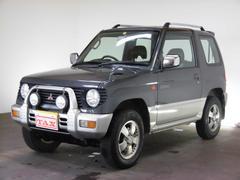 パジェロミニXR−II  4WD 5速マニュアル 切り替え式4WD