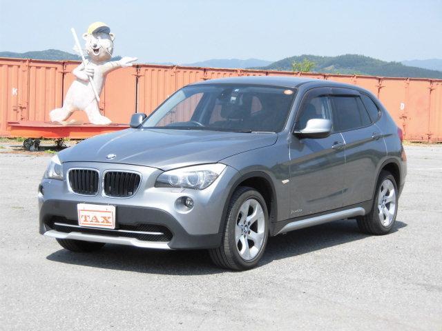 BMW xDrive 20Xライン 4WD プッシュスタート