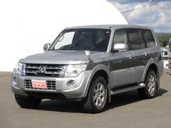 パジェロロング エクシード ディーゼルターボ 4WD ヒッチメンバ