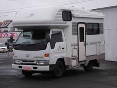 カムロードグローバル チャンプ キャンピング 4WD