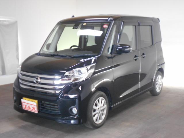 日産 X Vセレクション+セーフティII 4WD 純正SDナビ