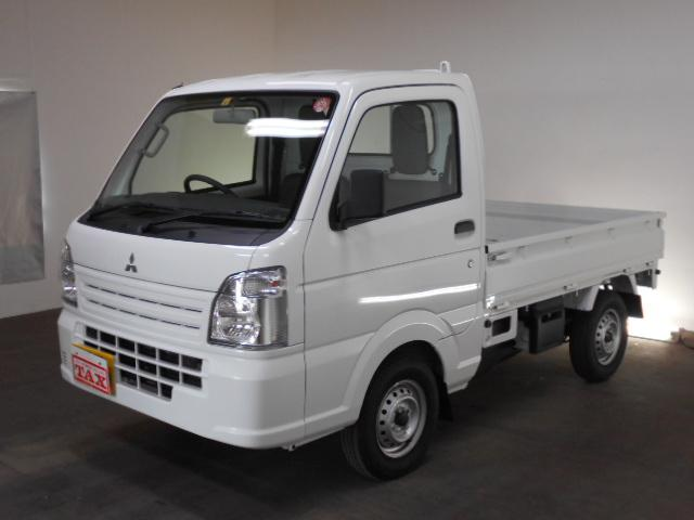 三菱 M パートタイム4WD 届出済未使用車