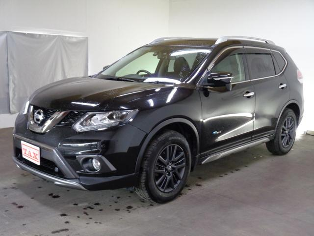 日産 20X HVエクストリーマXエマジェンシーブレーキP 4WD