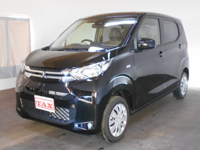 三菱 G 4WD 届出済未使用車 フロアマット付 e-アシスト