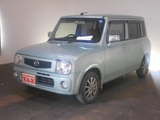 マツダ ターボ 4WD 社外エンスタ CDデッキ ミラーヒーター
