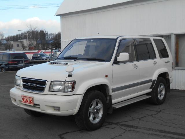 いすゞ プレジールII 4WD  ロング ABS Wエアバック