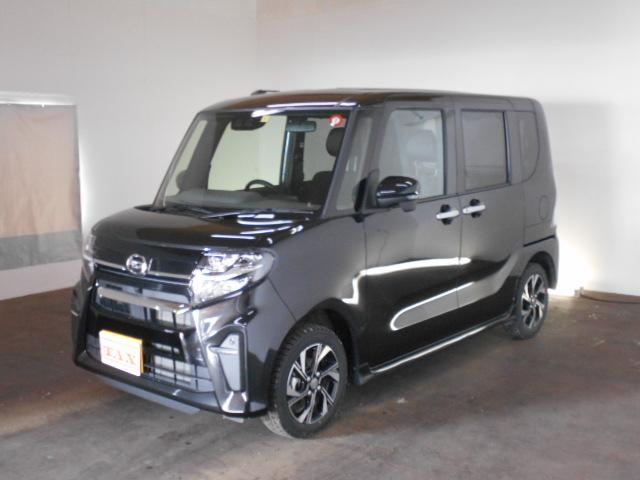 ダイハツ タント カスタムX SAIII 4WD BT付CDデッキ マット