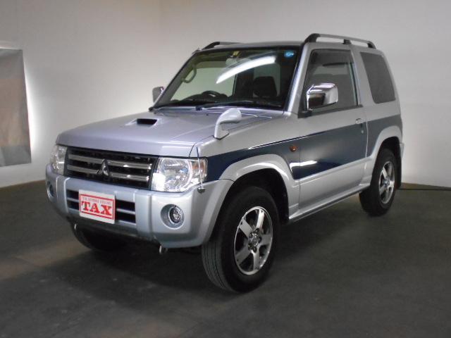 三菱 エクシード 4WD キーレス 社外メモリーナビ