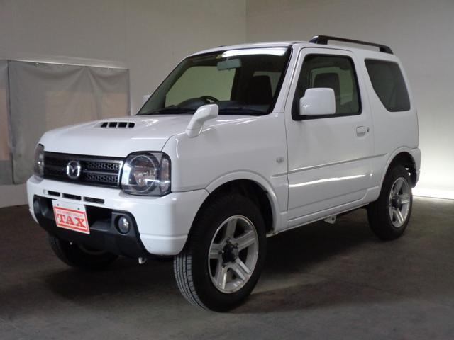 マツダ AZオフロード XC 4WD ターボ 純正オーディオ