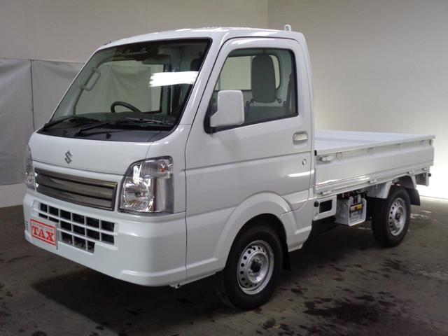 スズキ キャリイトラック KCスペシャル セーフティーサポート装着車 4WD